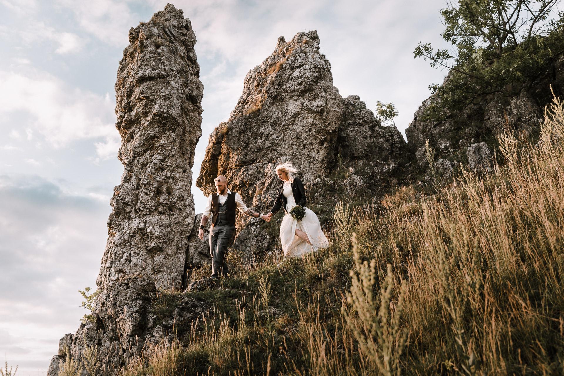 What is an adventure wedding/elopement?