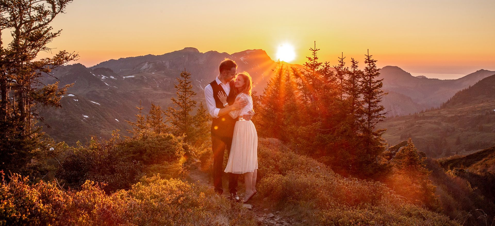 elopement package austria