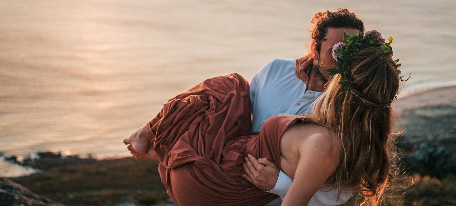 galicia beach wedding package in spain - complete 3 day adventure elopement