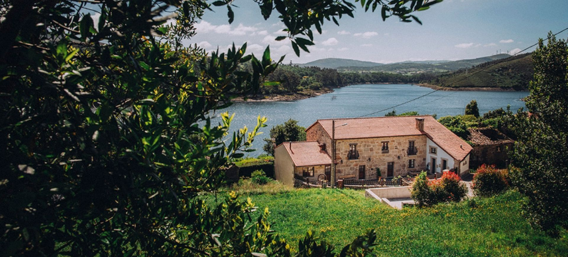 Galicia mountains beaches wedding in Spain - accommodation