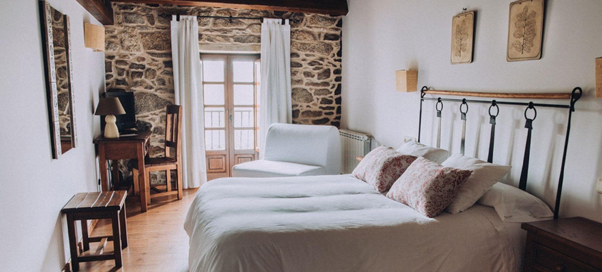 galicia wedding package - accommodation