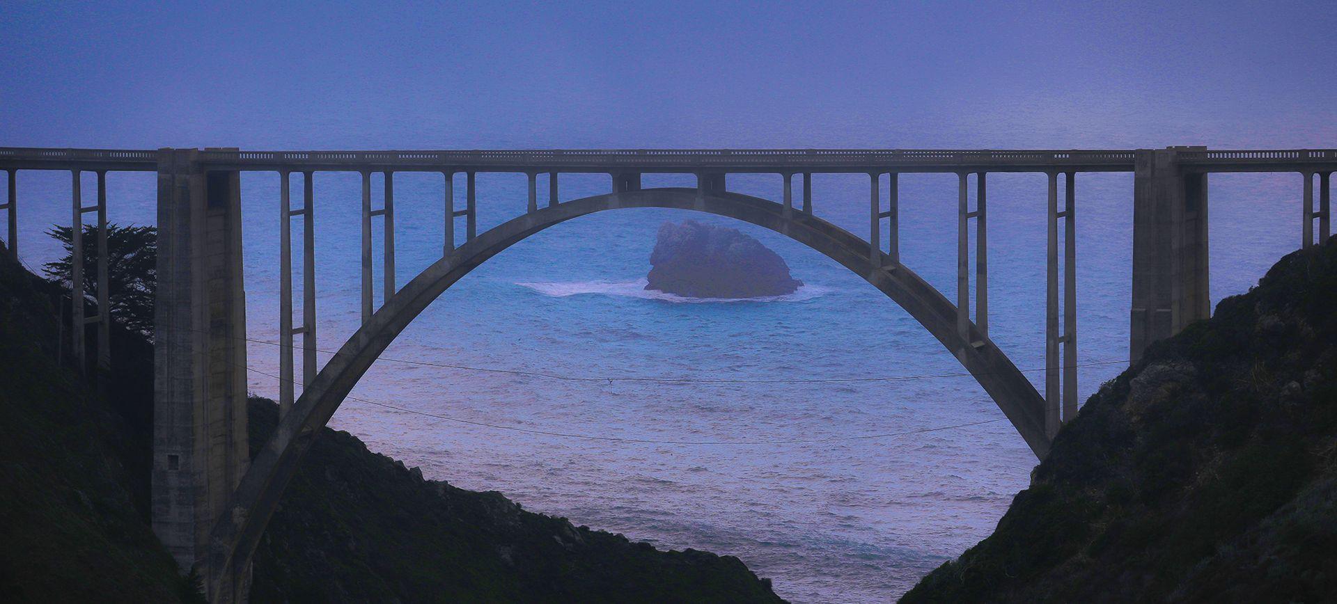 Adventure session proposal in Big Sur California