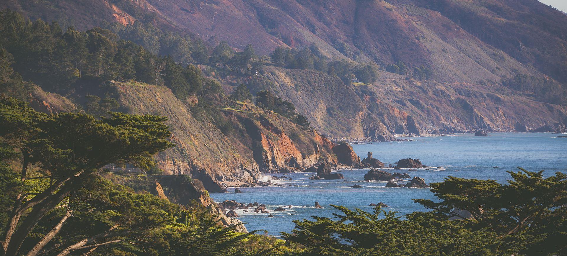 Big Sur Adventure Photography