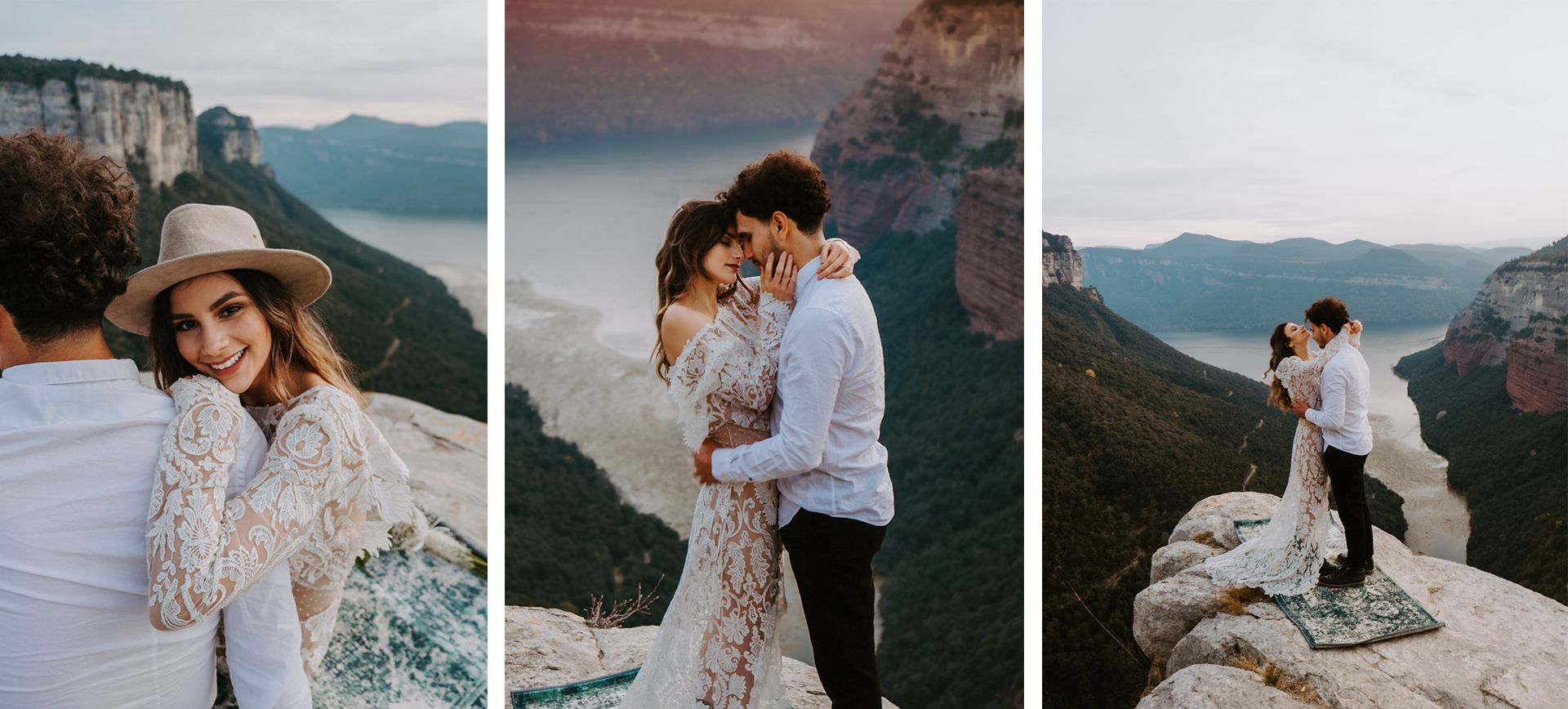 Barcelona Wedding Package: Get Married at Morro D'Labella