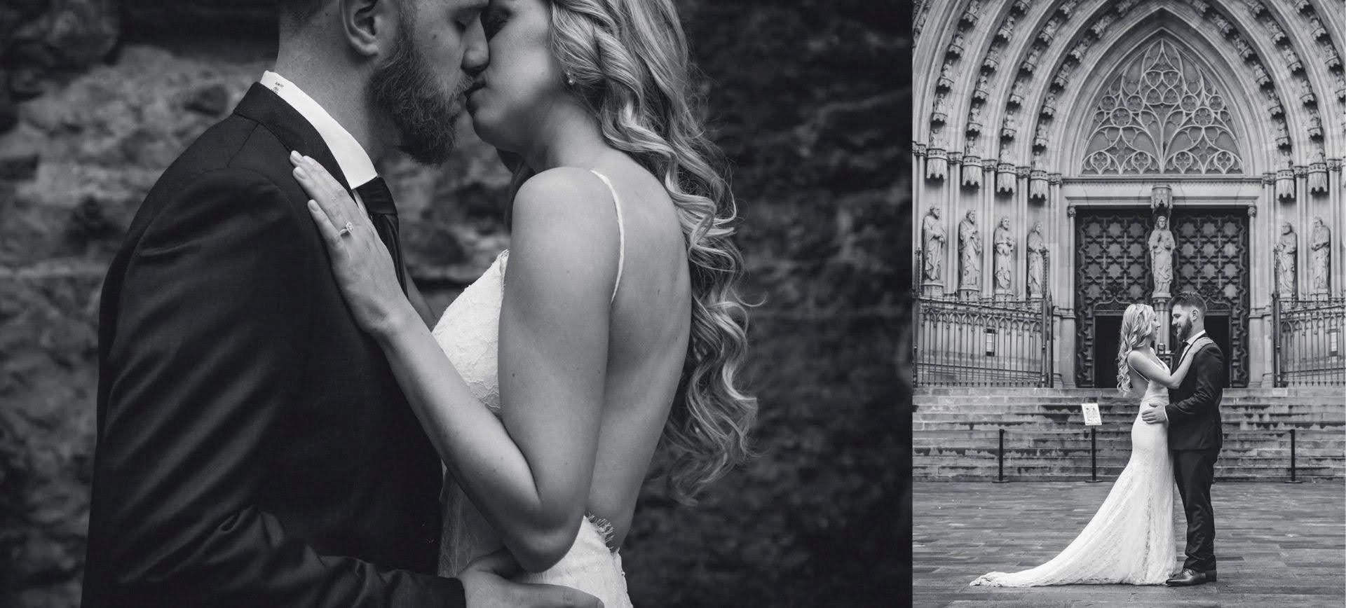 Barcelona wedding package - Gothic Quarter